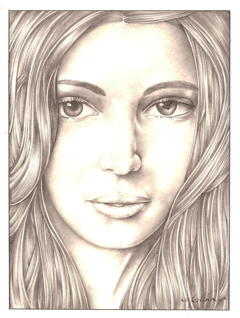 Portrait by Michael Medina