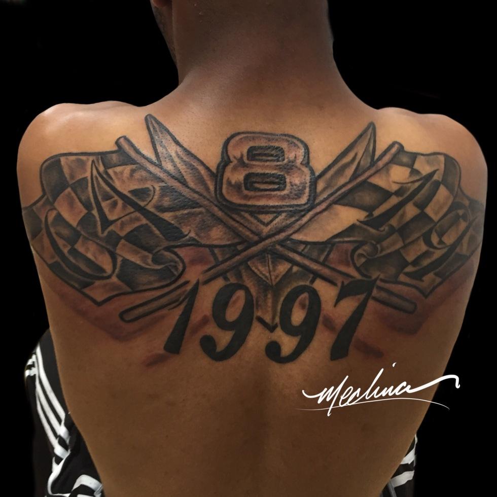Gear Head Tattoo Michael Medina Art